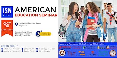 Study in the USA Seminar - Bogota tickets