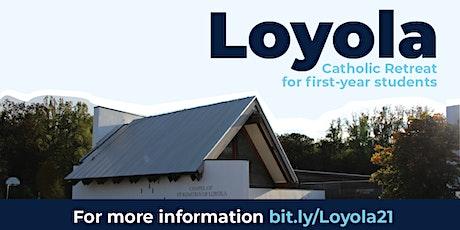 Loyola Catholic Retreat Nov. 19-20, 2021 tickets