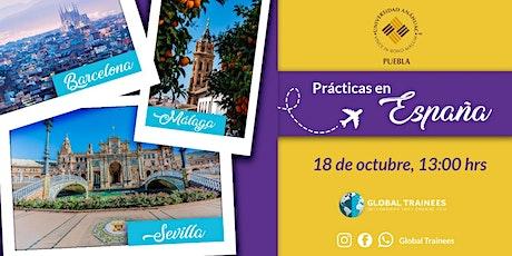 Prácticas en España- Anáhuac Puebla entradas