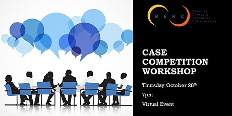 Case Competition Workshop tickets