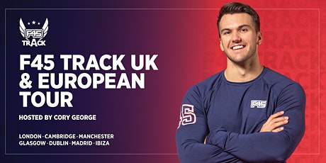 F45 TRACK HERE EAST, LONDON tickets