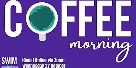 Scottish Women in Music Online Coffee Morning tickets