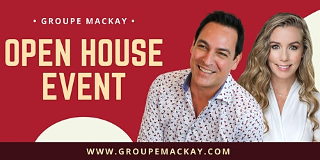 Open House event - Groupe Mackay billets