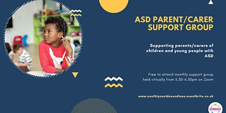 ASD Support Group tickets