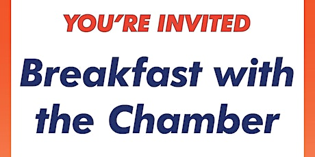 Breakfast with the Chamber tickets