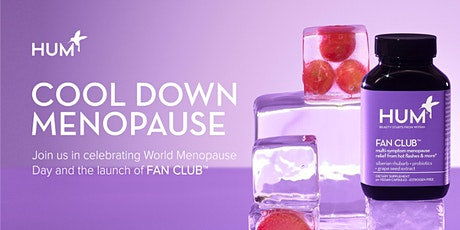 COOL DOWN MENOPAUSE tickets