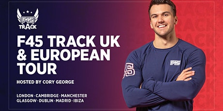 F45 TRACK MANCHESTER tickets