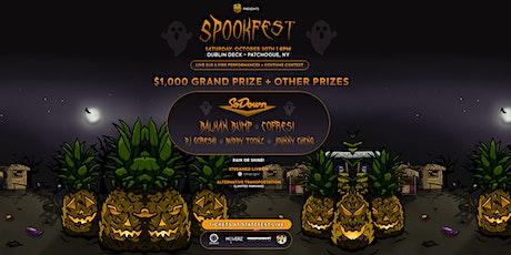 Spookfest tickets