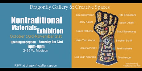 Nontraditional Materials Exhibition tickets