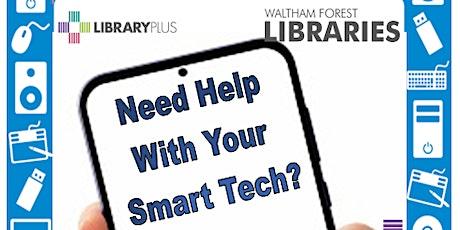 Smart Tech @ Leytonstone Library tickets