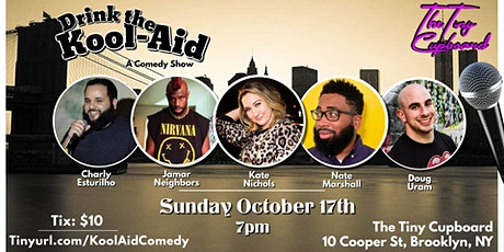 Drink The Kool-Aid: A Comedy Show! tickets