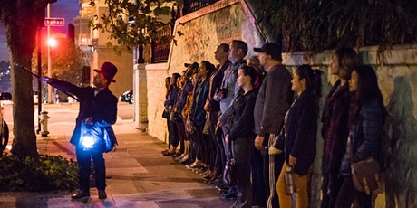 San Francisco Ghost Hunt Walking Tour - Private for Odd Salon tickets