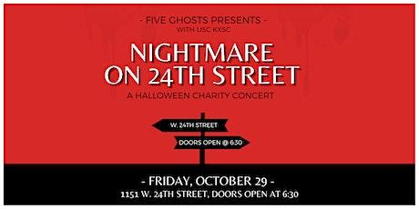 Nightmare on 24th Street tickets