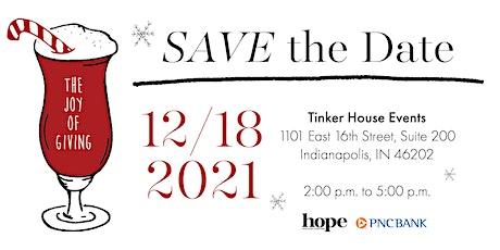 Hope Magazine (The Joy of Giving) Winter Mixer tickets