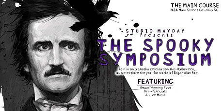 Spooky Symposium Dinner Theater tickets