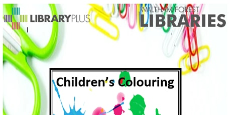 Children's Colouring @ Leytonstone Library tickets