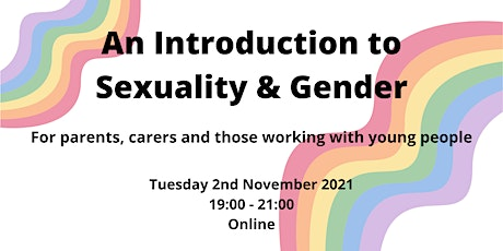 An Introduction to Sexuality and Gender tickets