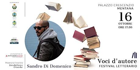 Sandro Di Domenico | Pescirossi e pescicani biglietti
