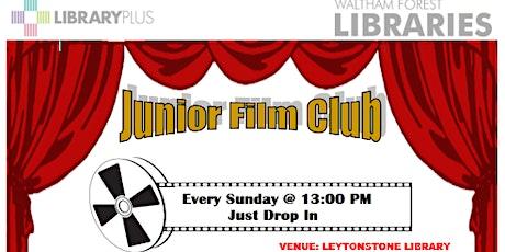 Junior Film Club @ Leytonstone Library tickets