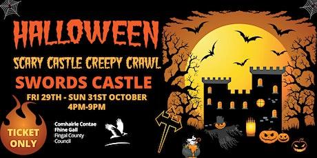 Halloween at Swords Castle 29/30/31 October tickets