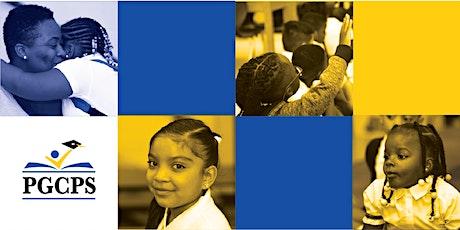 PGCPS Fall Comprehensive School Boundary Initiative Community Conversations tickets