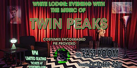 """White Lodge: Evening w/ the music of """"Twin Peaks"""" tickets"""