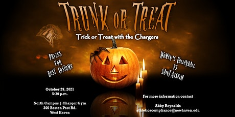 2021 New Haven SAAC Trunk or Treat tickets
