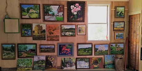 Pleasant Valley Art Gallery Fall Showing billets