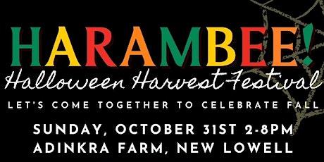UPlift Black Halloween Harvest Festival tickets