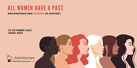 All Women Have a Past - AHDC 2021 Live Roundtable Q&A tickets