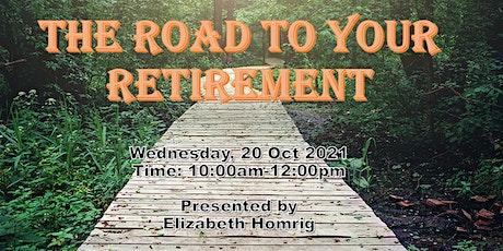 Civilian Retirement Workshop tickets