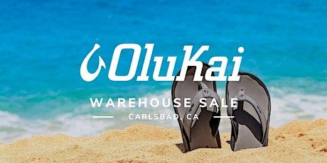 OluKai Warehouse Sale - Carlsbad, CA tickets