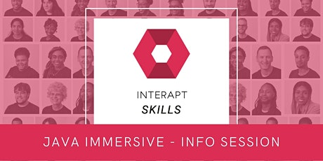 Java Immersive Info Session tickets