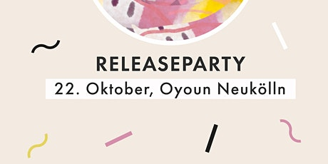 Releaseparty: Literarische Diverse #4 Tickets