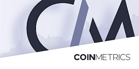 Coin Metrics October (November) Crypto Meetup tickets