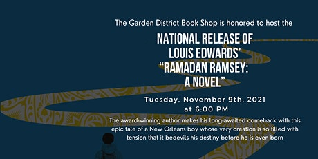 "Louis Edwards' ""Ramadan Ramsey: A Novel"" tickets"