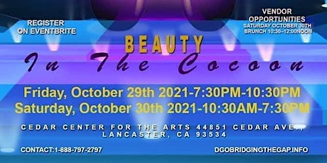 BEAUTY IN THE COCOON CONFERENCE AND COMMUNITY AWARENESS EVENT tickets