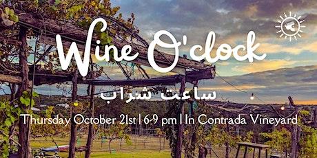 Wine O'Clock tickets