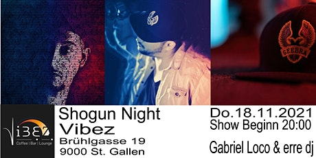 SHOGUN NIGHT Tickets
