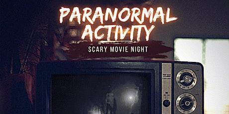 UMHiSA Scary Movie Night tickets