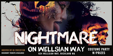 Nightmare on Wellsian Way tickets