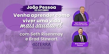 Evento dōTERRA - João Pessoa ingressos