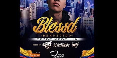 HECHO EN MEDELLIN BLESSD (Orlando) entradas