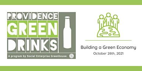 PVD Green Drinks - October 2021 tickets