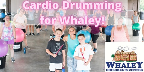 Cardio Drumming for Whaley Children's Center tickets