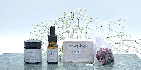 Natural Beauty Pamper Party with soapNskin tickets