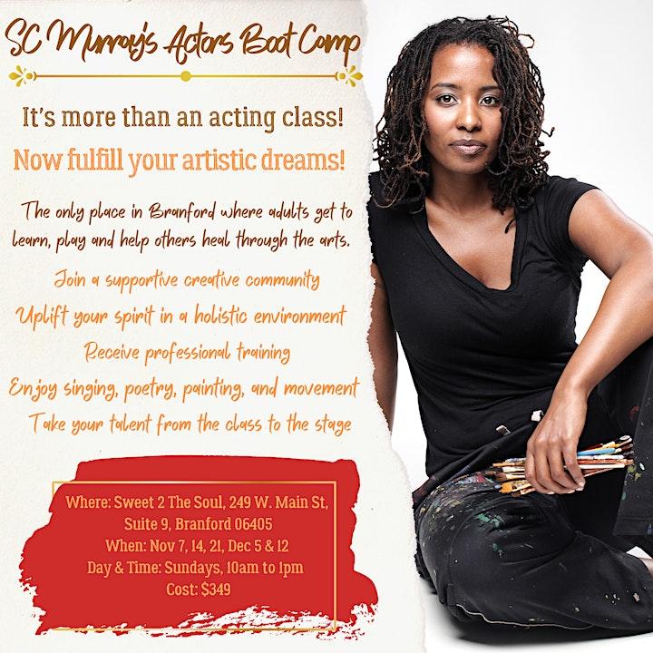 SC Murray's Actors Boot Camp image