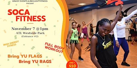 Soca Fitness at Westside Park tickets