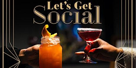 Lets Get Social tickets