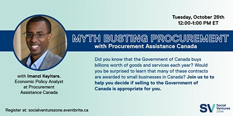 Myth Busting: Government Procurement tickets